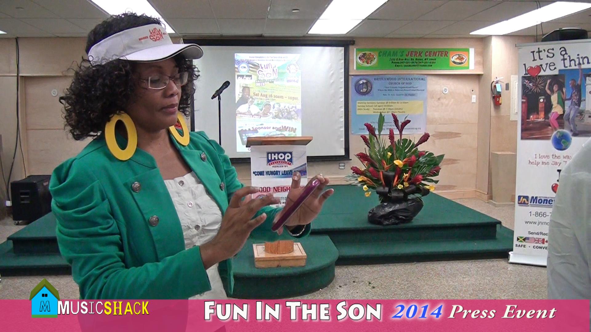 Fon In The Son Press 2014