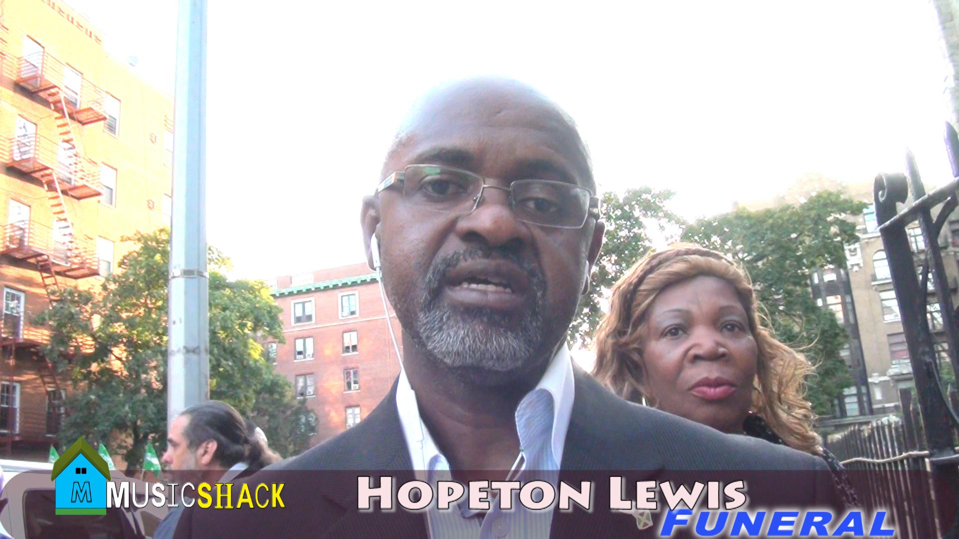 Hopeton Lewis Funeral-_4