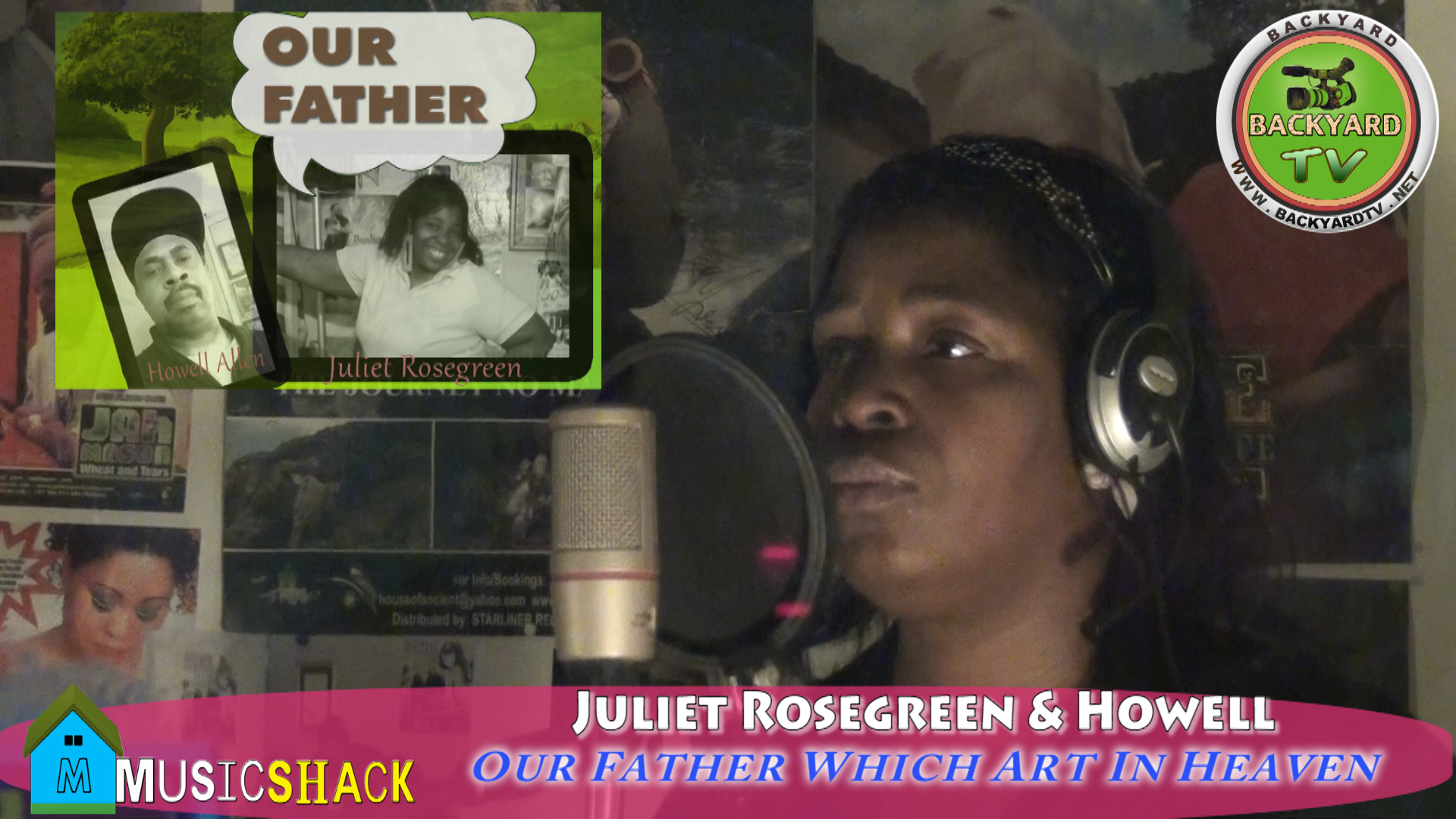 Our Father Song Juliet Rosegreen and Howell Allen_2